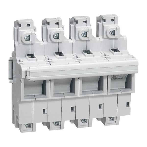 LEGRAND - Coupe-circuit SP51 3P+N Pour cartouches ind. 14x51mm