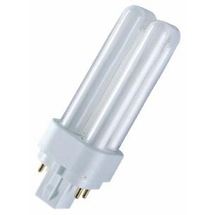 LEDVANCE - Dulux D/E E-VSA 13W 830 3000K 900lm blanc chaud G24q-1