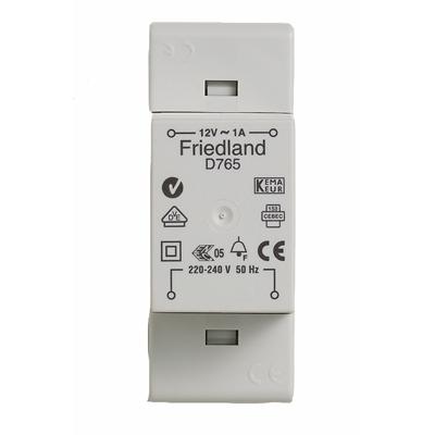 FRIEDLAND - Beltransfo 240V 12V 1A