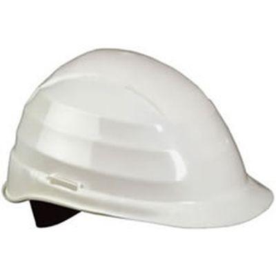 Catu - Witte helm in polyamide - volgens norm EN 397