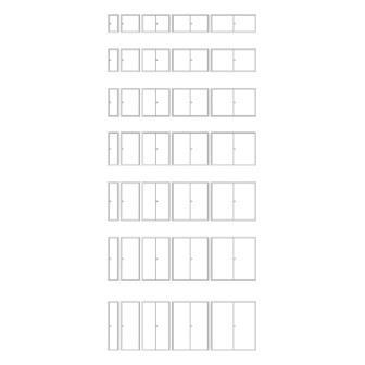 VYNCKIER - Montagestijl VP-System 1050mm