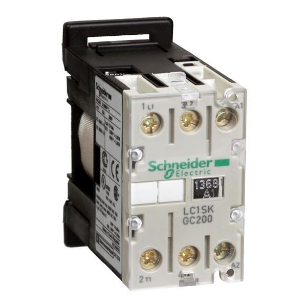 TELEMECANIQUE - Contactor 5A AC-3 - 2P - 230V AC 50...60Hz