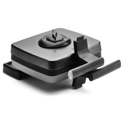 FRIFRI - Wafelijzer 4x7 - 2x800W - dubbele thermostaat - grijs