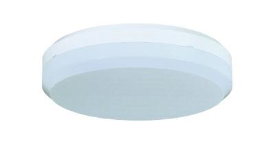TECHNOLUX - Rondo-Lite lum.apparent 360mm TC 2x11W  blanc PC et verre acrylique IP65