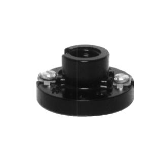 HUPPERTZ - Verlichtingsfitting E10 zwart