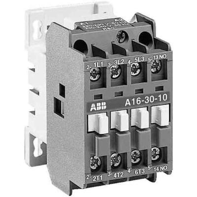 ABB - Contactor A-series 3p 1NO 17A 220-230V 50Hz