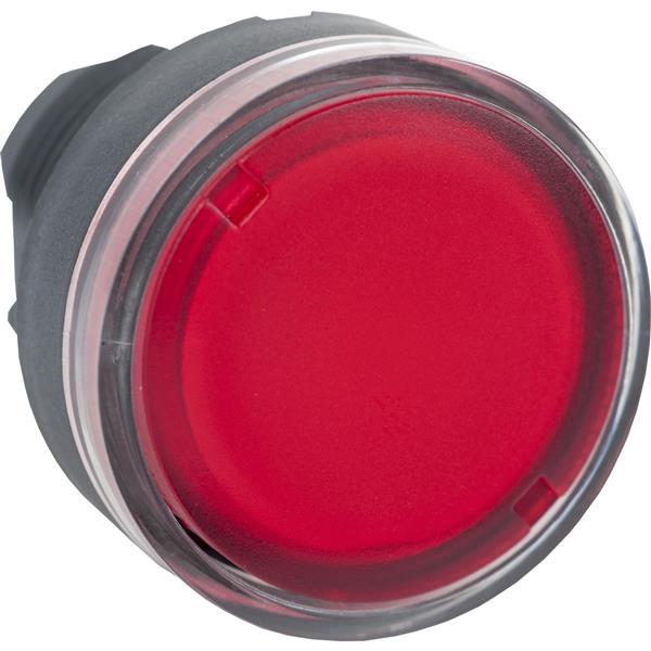 TELEMECANIQUE - tête pour bouton-poussoir lumineux  - Ø 22  - rouge