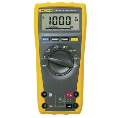 Fluke - Fluke 175 Digitale RMS multimeter tot 1000V AC/DC - 10A AC/DC