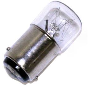 ORBITEC - Lampe B3537 BA15D 16X35 260V 7W