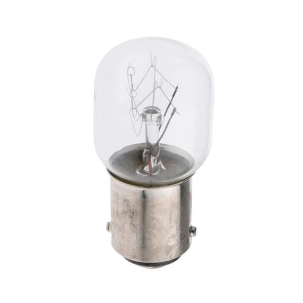TELEMECANIQUE - lampe de signalisation à incandescence - incolore - BA 15d - 230 V 7 W