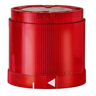 Werma - LED permanent element 24VAC/DC rood