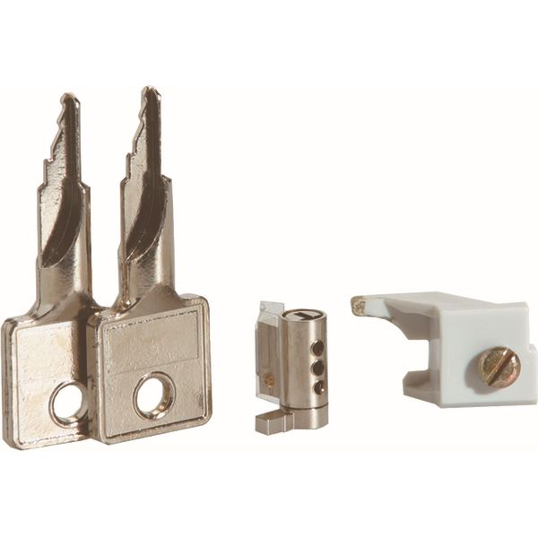 Slot Met 2 Sleutels Voor Vector Kast Vz311 Hager Cebeo E
