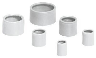 PIPELIFE - Ingang PVC 16mm lichtgrijs halogeenvrij
