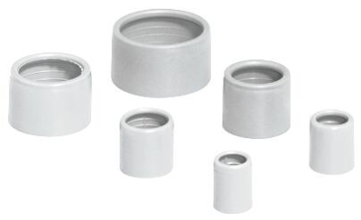 PIPELIFE - Ingang PVC 20mm lichtgrijs halogeenvrij
