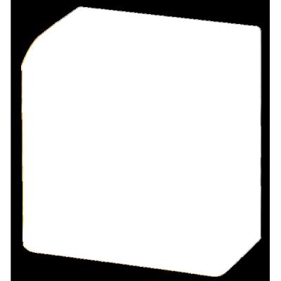 MOELLER - Behuizing opbouw voor 1 drukknop geel
