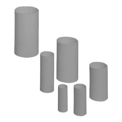 PIPELIFE - Manchon pvc 50mm gris foncé sans halogen