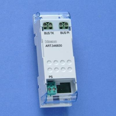 BTICINO - Interface video pour kit vidéo Linea 2000/Sfera - 2 modules DIN