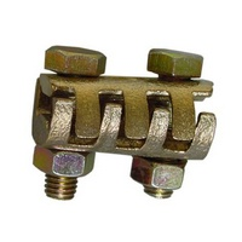 HUPPERTZ - Klauwenklem diam 12-14mm 50-70mm²                dbl