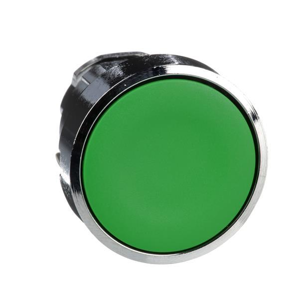 TELEMECANIQUE - Tête pour bouton-poussoir - Ø22 - vert