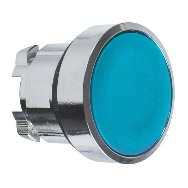 TELEMECANIQUE - Kop voor drukknop - Ø22 - blauw - zonder markering