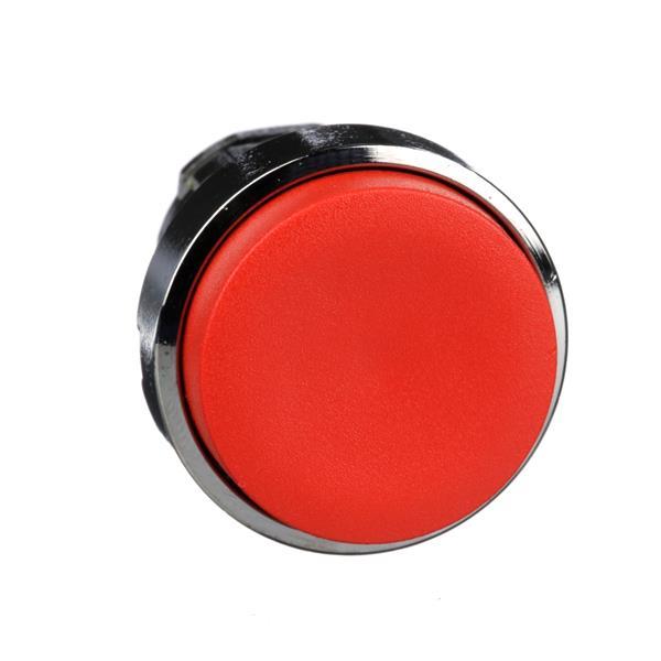 TELEMECANIQUE - Tête pour bouton-poussoir - Ø22 - rouge
