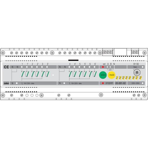 NIKO - Nikobus module de volet 230V AC, largeur 14E