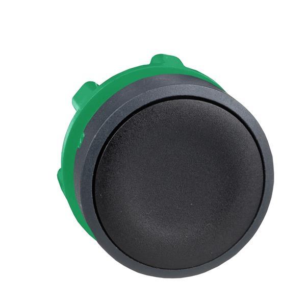 TELEMECANIQUE - kop voor drukknop - Ø22 - zwart - zonder markering