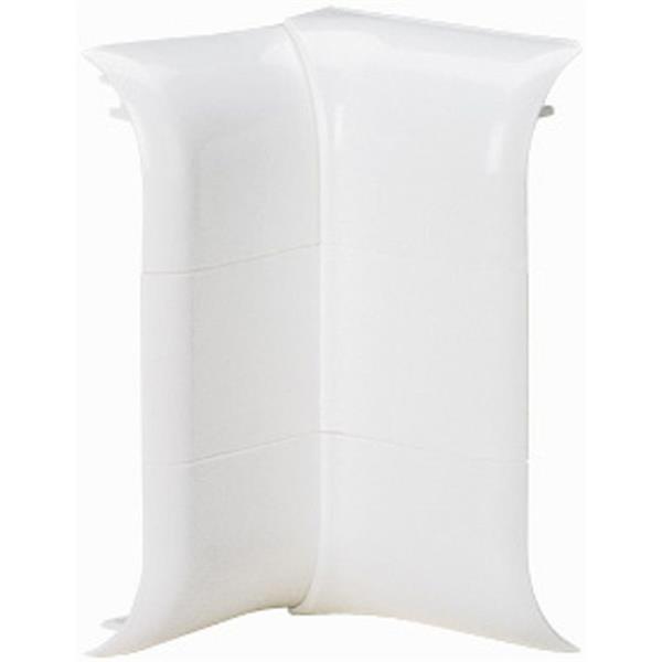 LEGRAND - Angle int. plinthe 80 x 20 mm DLP - blanc RAL 9010