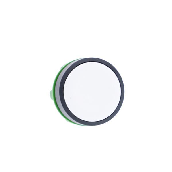 TELEMECANIQUE - kop voor drukknop - Ø22 - wit - zonder markering