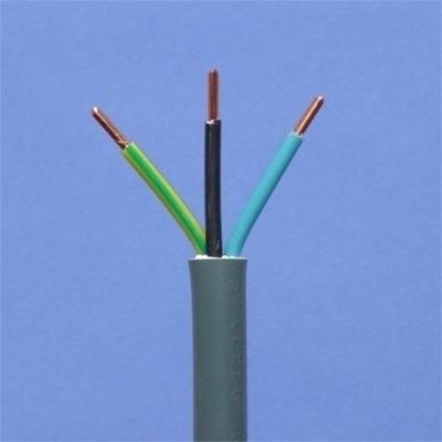 CABLEBEL - XVB installatiekabel F2 1kV grijs 3G1,5mm²