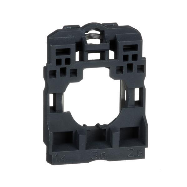 TELEMECANIQUE - sokkel voor bevestiging elektrisch blok voor element XB5-A Ø22 mm