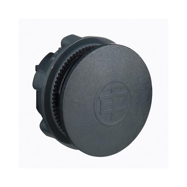 TELEMECANIQUE - Blindstop rond voor element Ø22mm - zwart