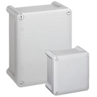 LEGRAND - Boîtier ind.plast. 310x240x124 couvercle opaque - IP66 - IK08