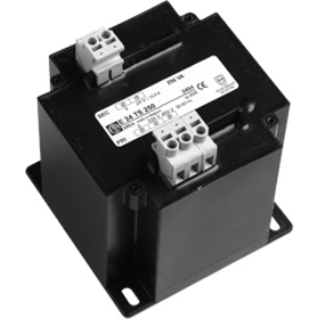 EREA - Veiligheidstransformator 1F / 0-230-400 V / 2x0-12 V / 250 VA