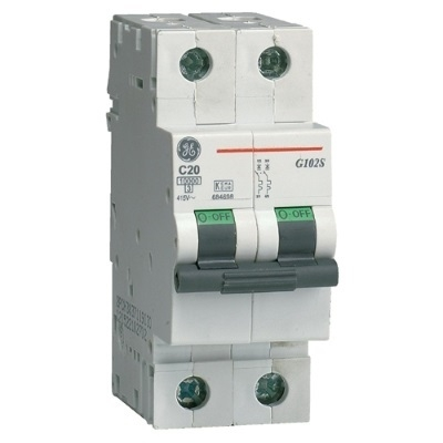 VYNCKIER - G100 Disjoncteur 10kA  2P C  6A
