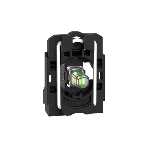TELEMECANIQUE - lichaam voor lampje wit - ZB5 - ingebouwde LED - 230..240 V