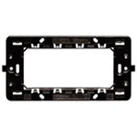 BTICINO - Support Magic - pour 4 modules (2 carré) - à vis