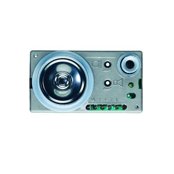 URMET - Micro hp 4 fils pour plaque sinthesi