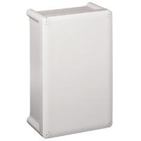 LEGRAND - Boîtier ind.plast. 130x75x74 couvercle opaque - IP55 - IK07