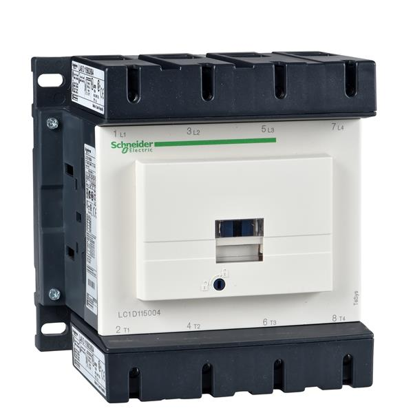 TELEMECANIQUE - Contactor 200A AC-1 - 4P - 230V AC 50...60Hz