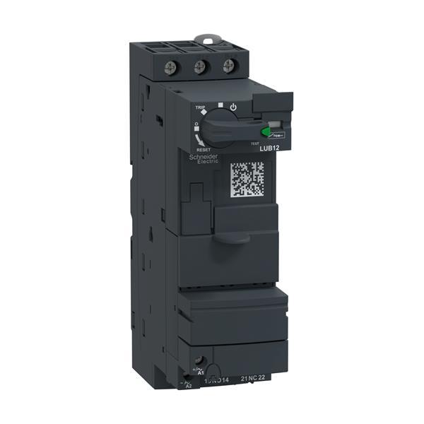 TELEMECANIQUE - base puissance - 12 A - contrôle bornes à vis-étriers