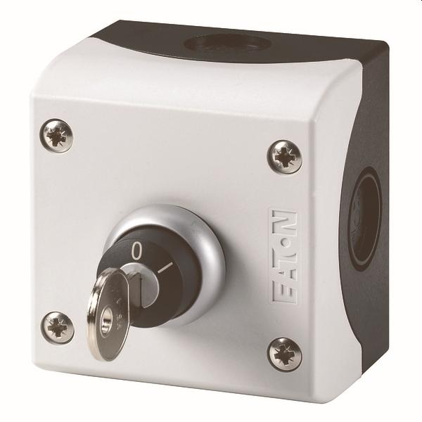 MOELLER - Drukknopkast compleet RMQ-Titan M22-WRS/KC11/I