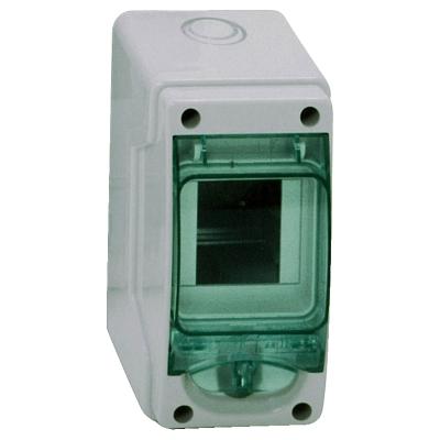 MERLIN GERIN - coffret mini Kaedra - pour appareillage modulaire - 80 x 150 mm - 3 modules