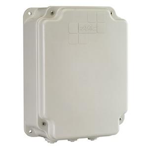 FAAC - FAAC MOD E : Behuizing voor motorsturing - IP55 (BxHxD: 204x265x85mm)