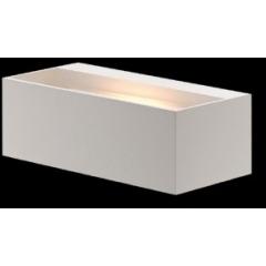 HILITE - TIBO applique apparent R7s(74.9) 120W 230V 150x70x50mm blanc