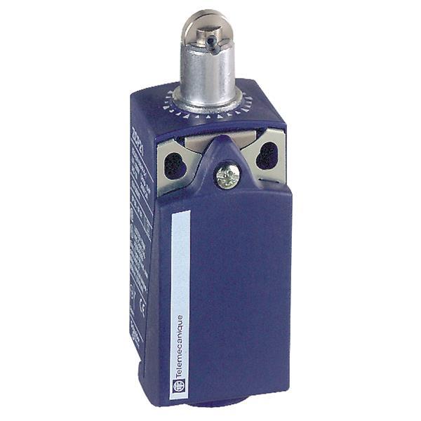 TELEMECANIQUE - interrupteur de position XCK-P - poussoir à galet - 1 O + 1 F