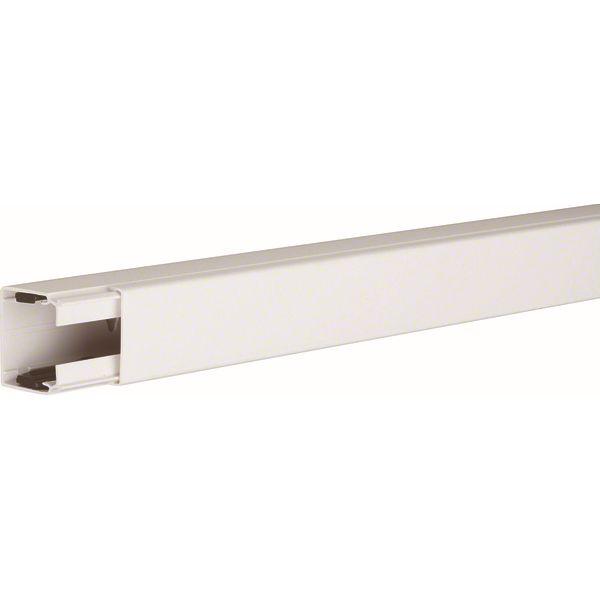 TEHALIT - Goulotte de distribution complète 40*40mm blanc