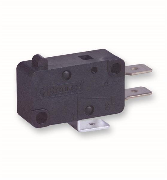 CROUZET - Minirupteur protégé miniature, standard, avec relais inverseur, connexion W3