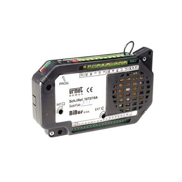 URMET - Micro hp avec digitalisateur 18