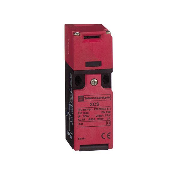 TELEMECANIQUE - Interrupteur de position de sécurité - XCS-PA - clé-languette - 2O